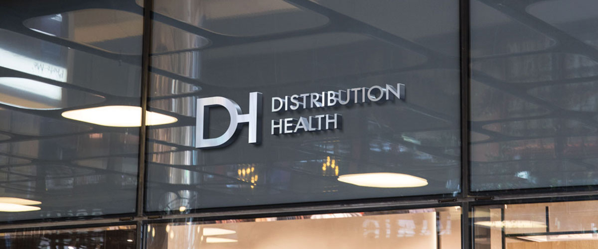 Distribution Health Branding